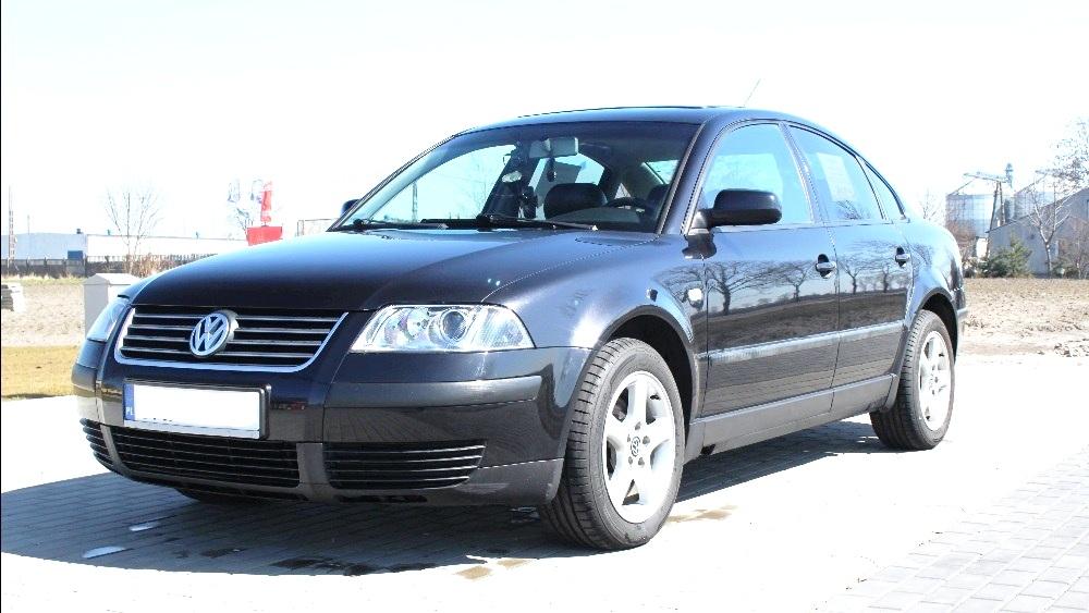 VW Passat B5FL 1.9TDI AWX 131KM >> 158KM 330Nm