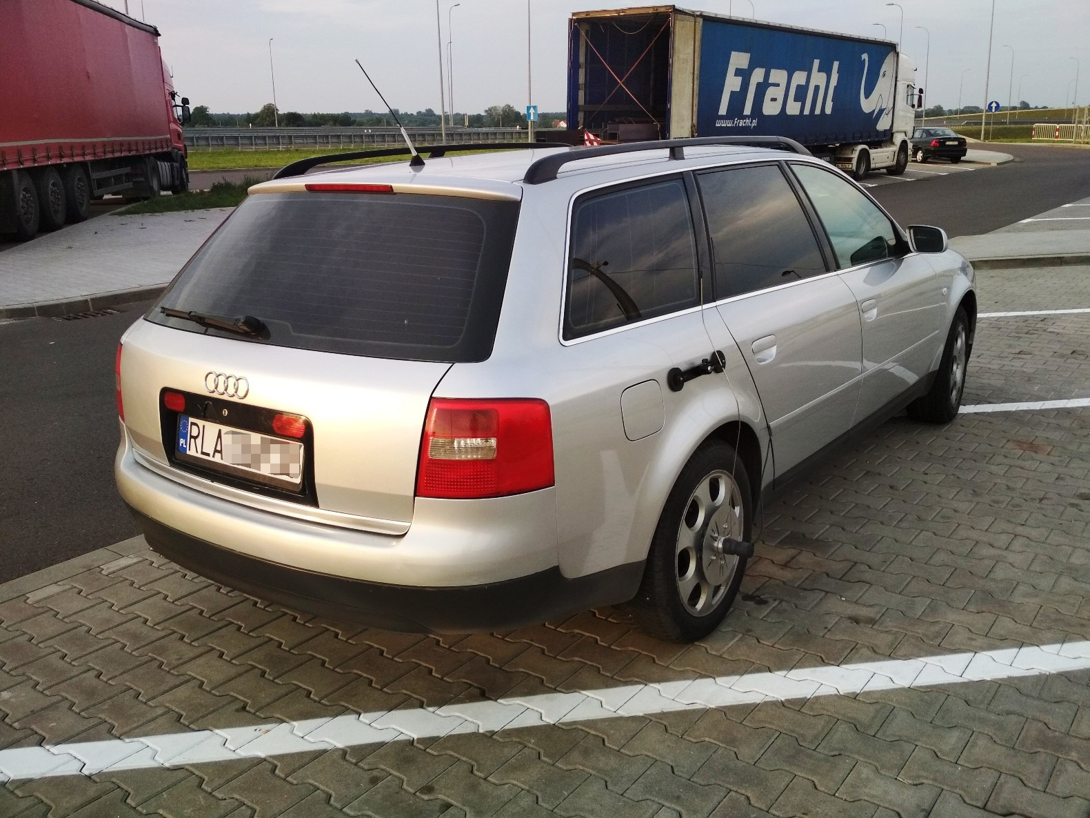 Audi A6 C5 2.5TDI V6 163KM >> 195KM 377Nm