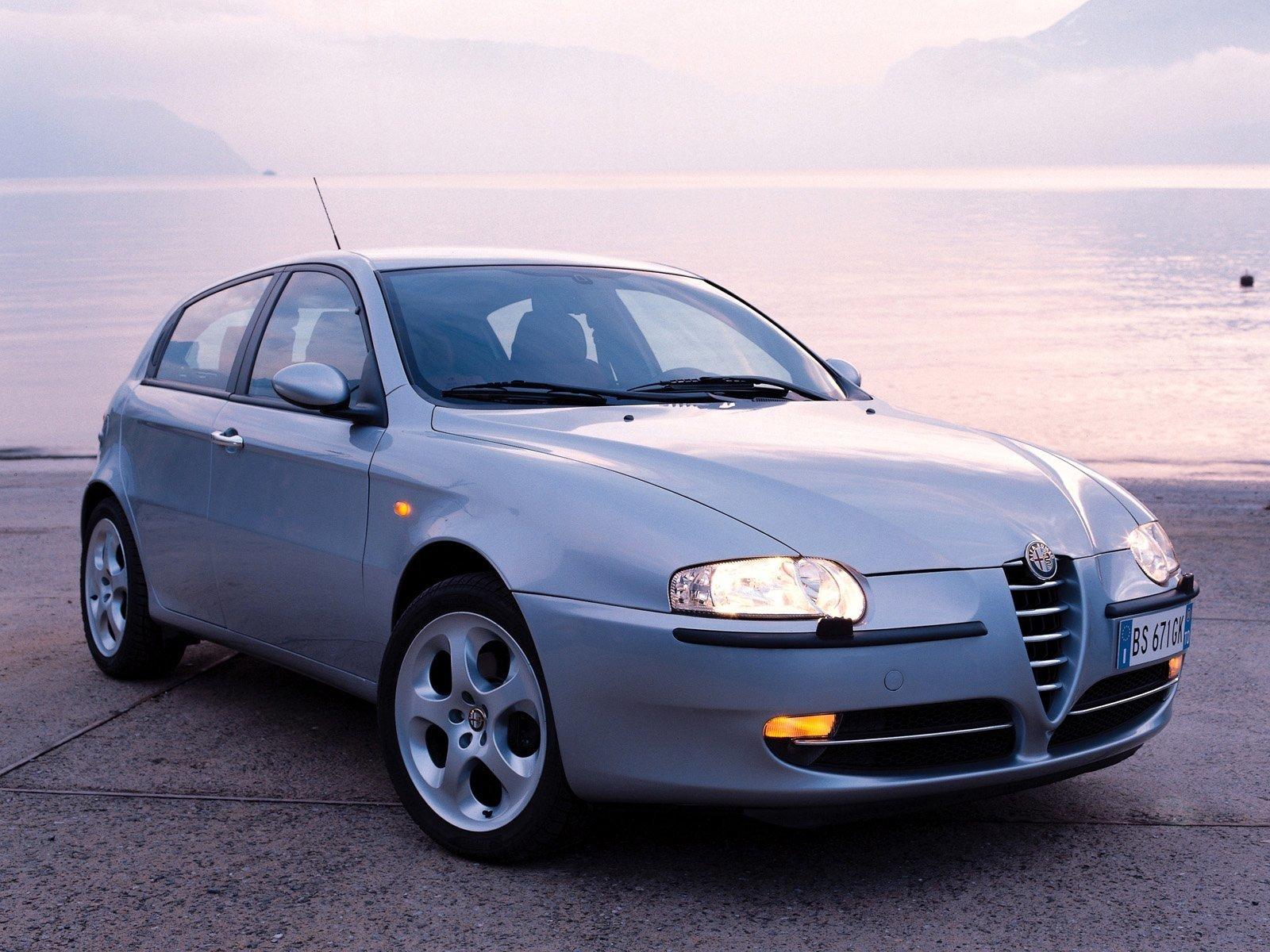 Alfa Romeo 147 1.9JTDm 140KM >> 170KM 364Nm