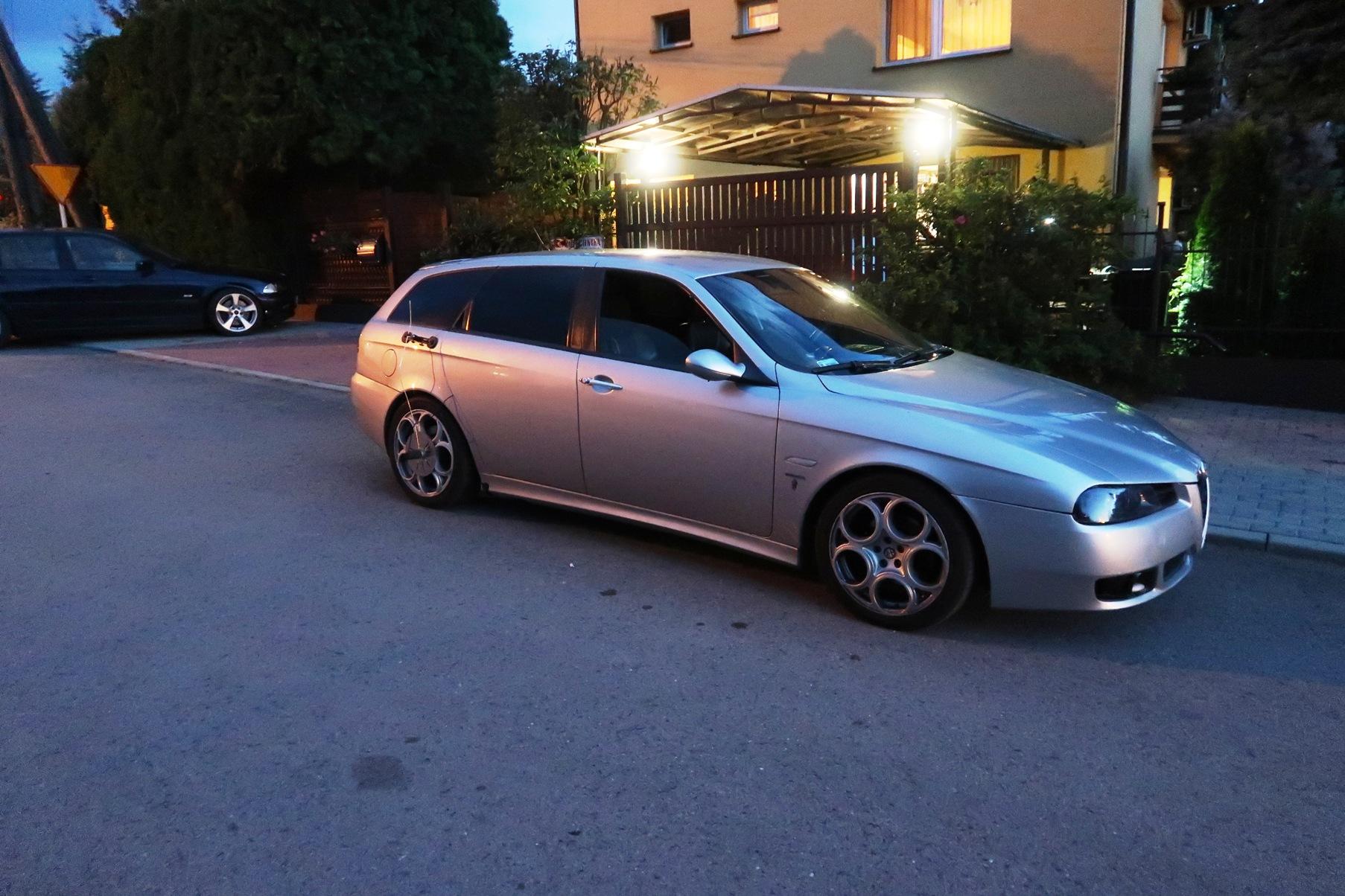 Alfa Romeo 156 1.9JTDm 140KM >> 184KM 403Nm