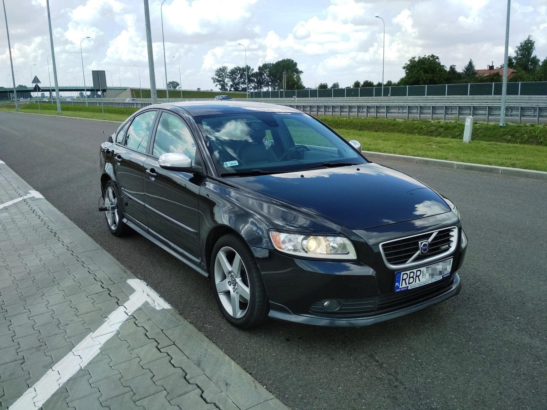 Volvo S40 2.0D 136KM >> 157KM 376Nm