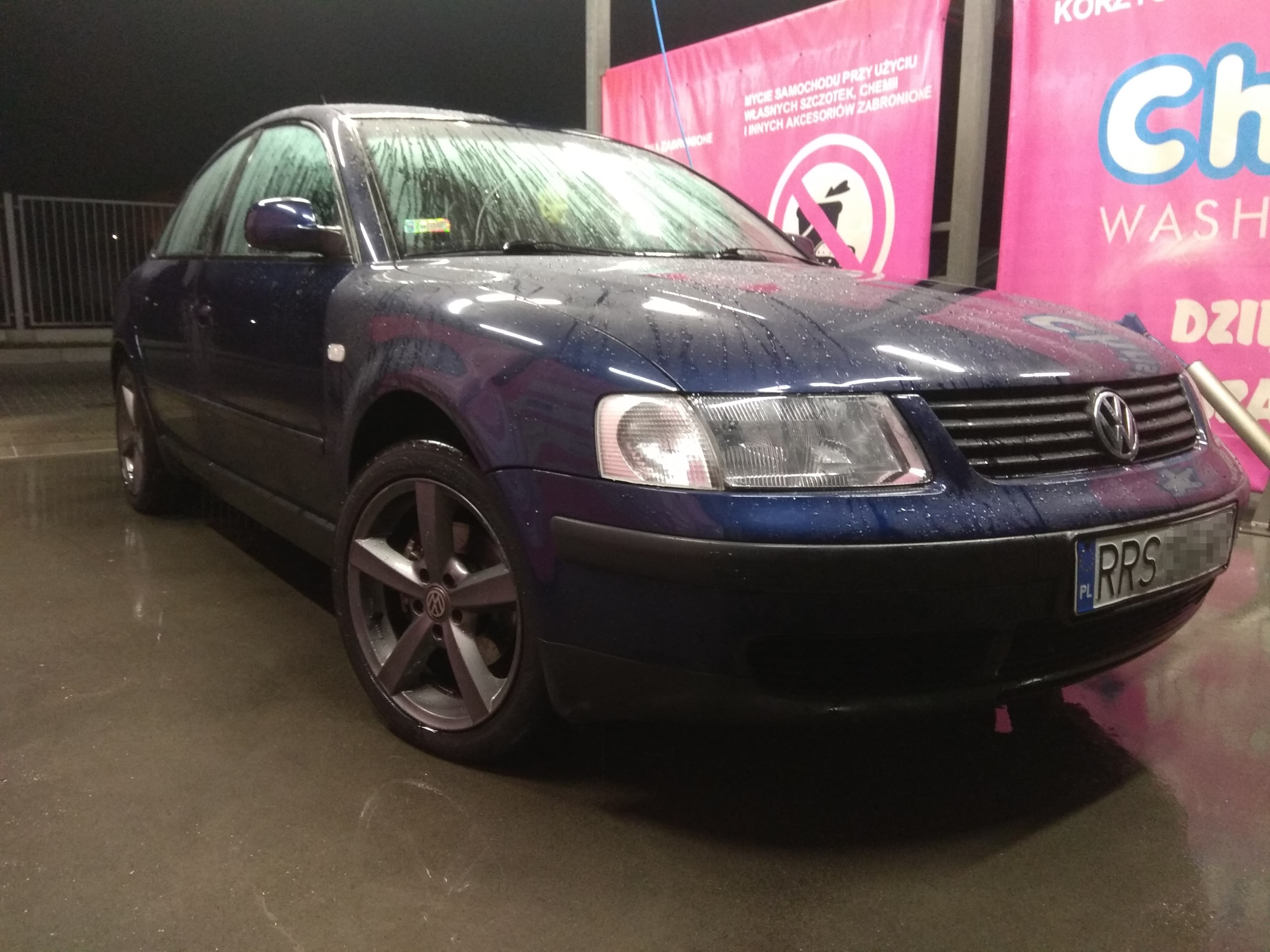 VW Passat B5 1.8T 150KM >> 180KM 260Nm