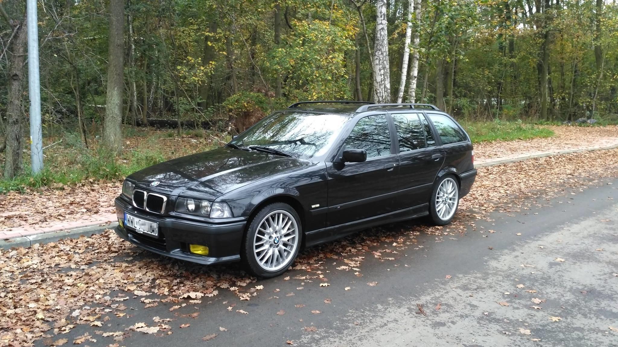 BMW E36 325i 170KM >> 205KM 255Nm