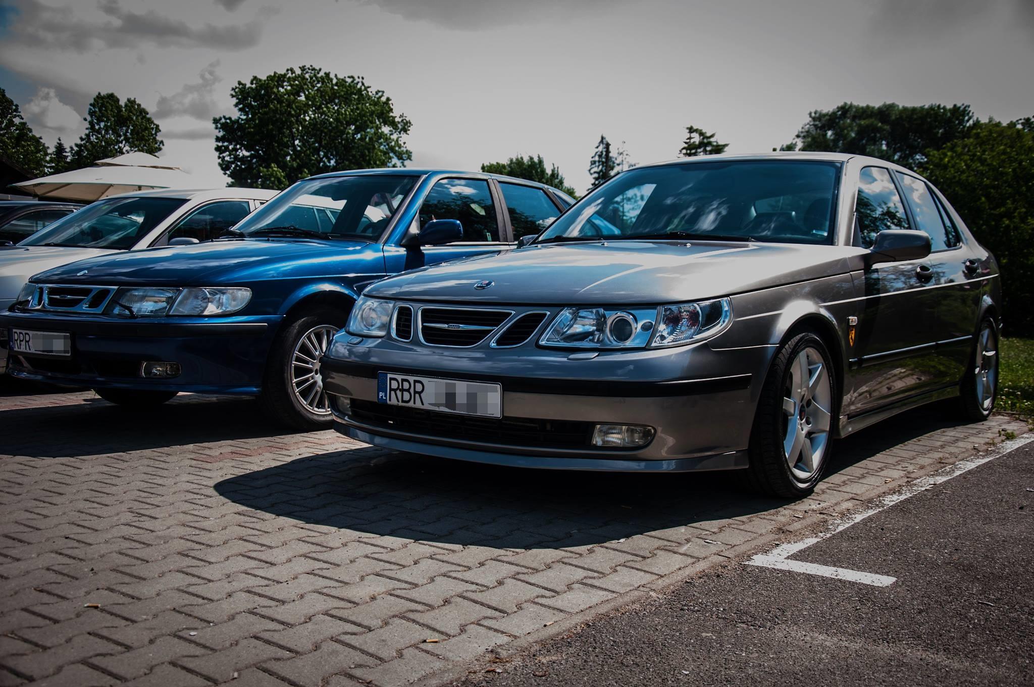 Saab 95 220KM B235L >> 255KM 399Nm