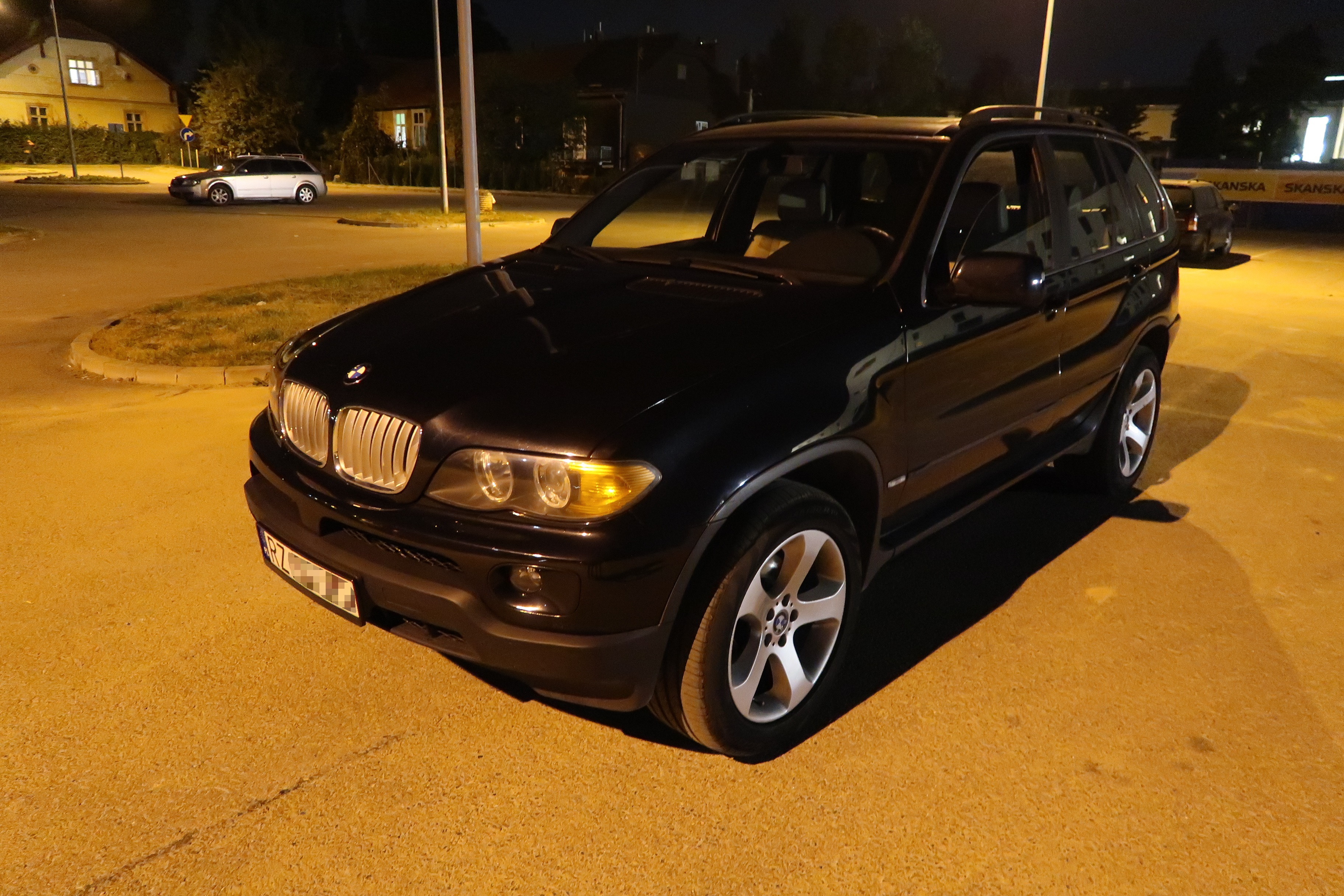 BMW X5 E53 3.0d 218KM >> 262KM 595Nm