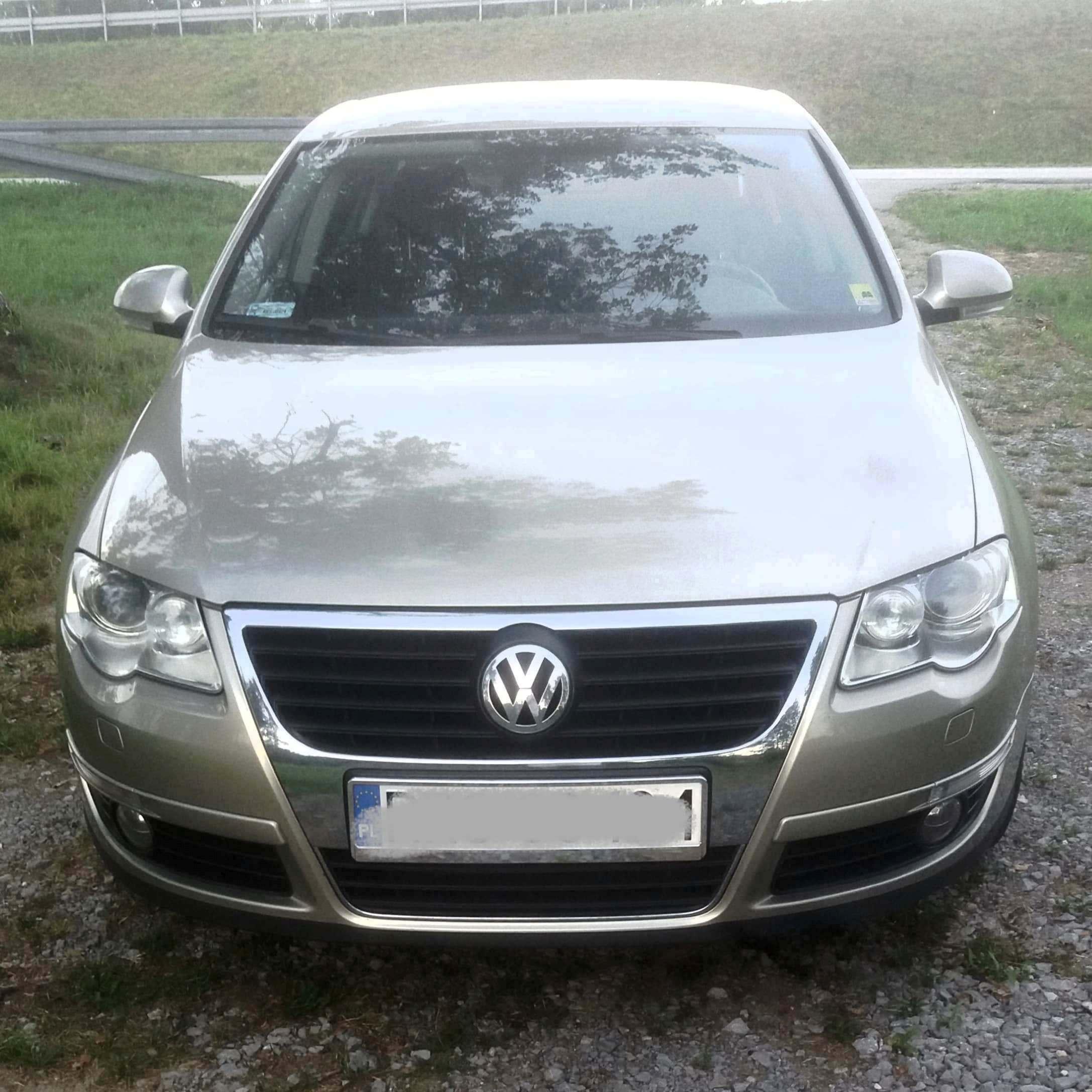 VW PassatB6 140KM >> 176KM 416Nm