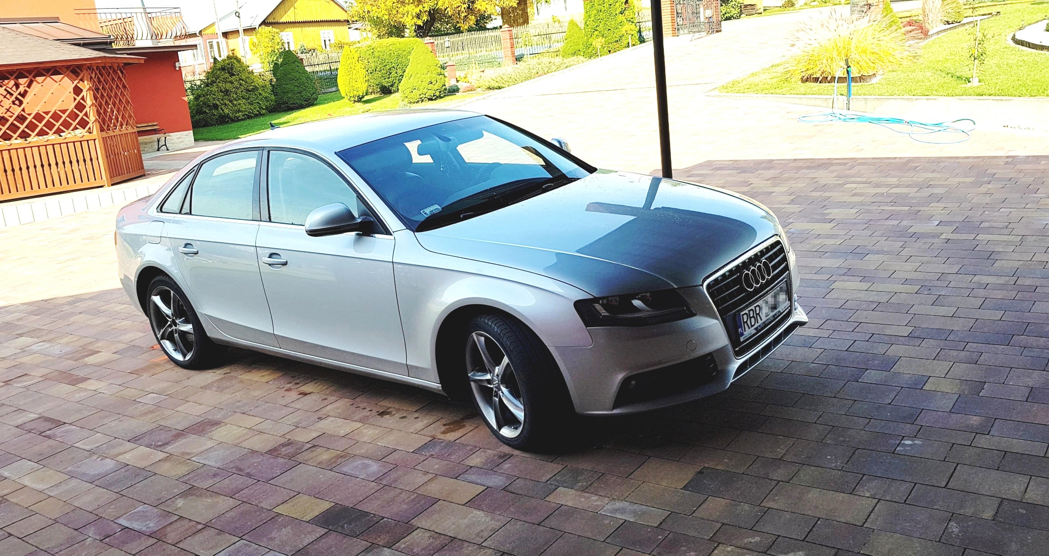 Audi A4 B8 2.0TDI 136KM >> 179KM 399Nm