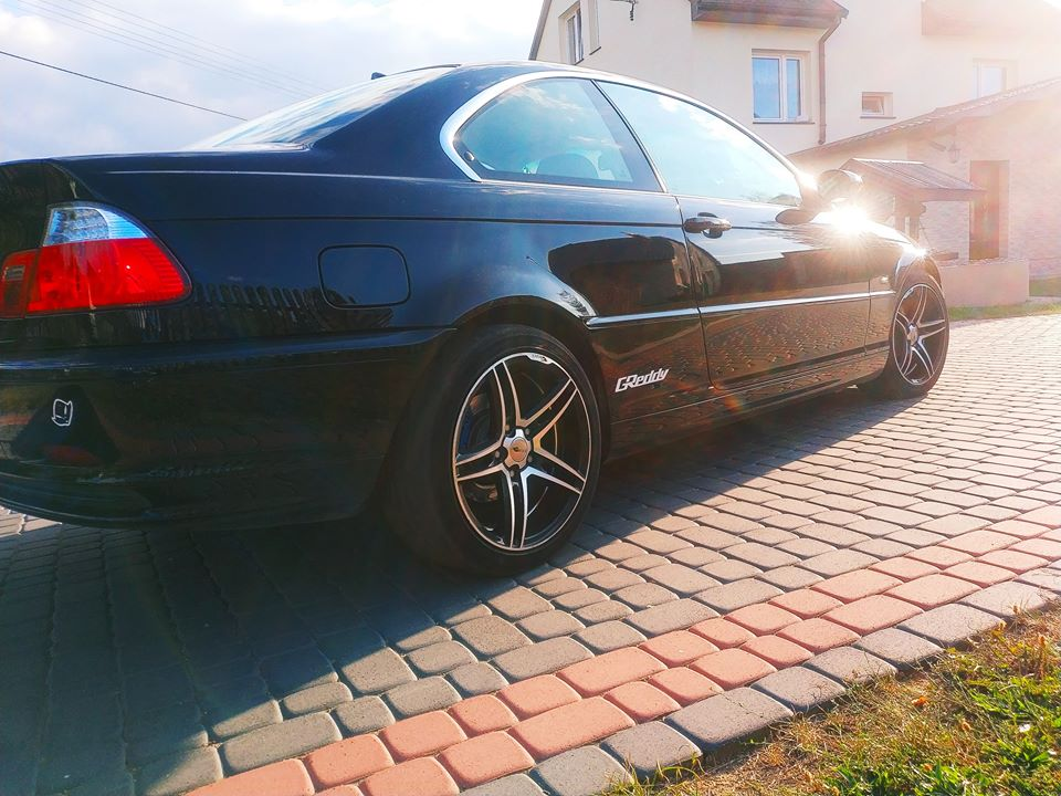 BMW E46 323i 170KM >> 222KM 275Nm
