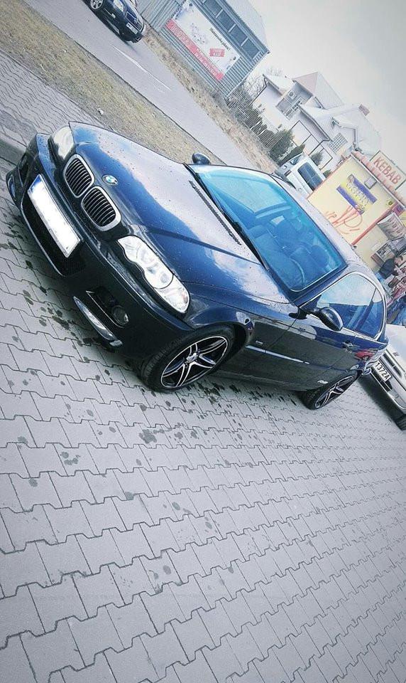 BMW E46 323i BoostFactory