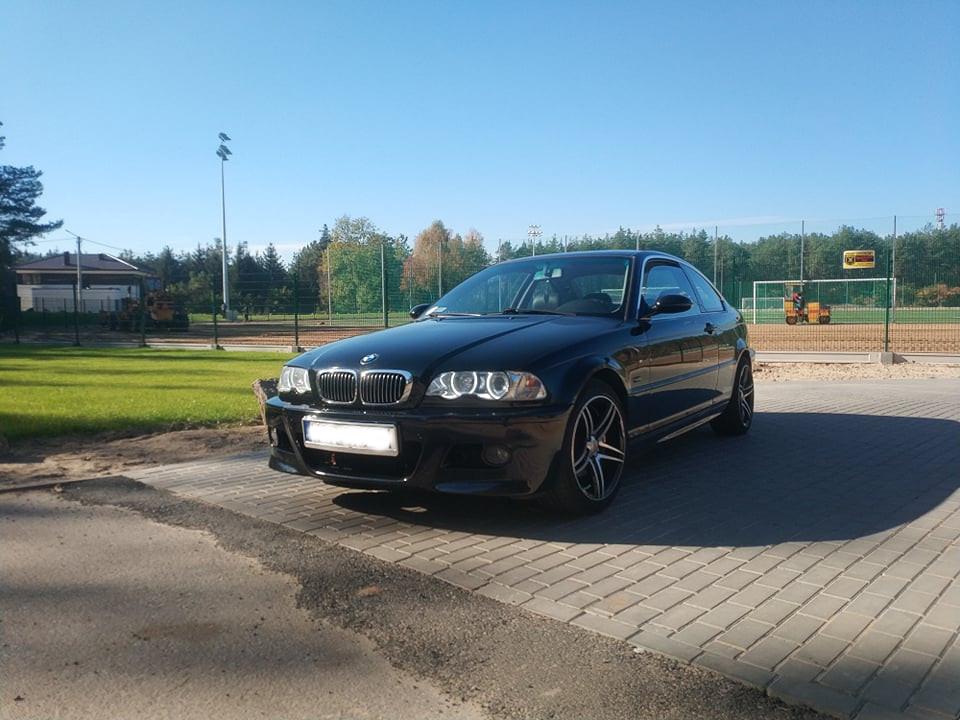 BMW E46 323i BoostFactory Tuning