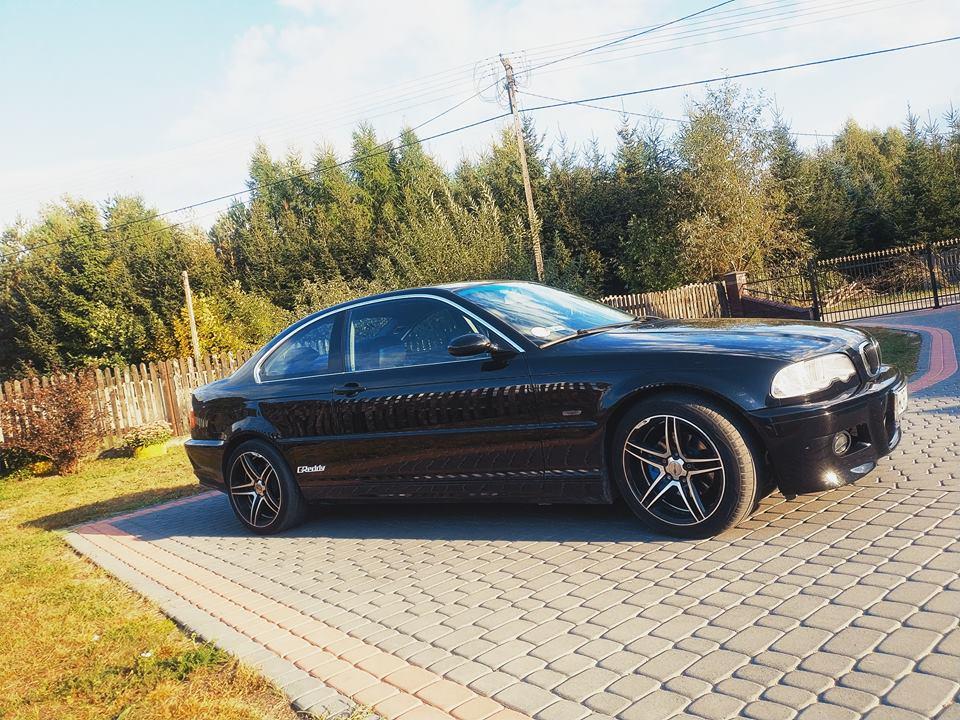 BMW E46 323i BoostFactory chiptuning