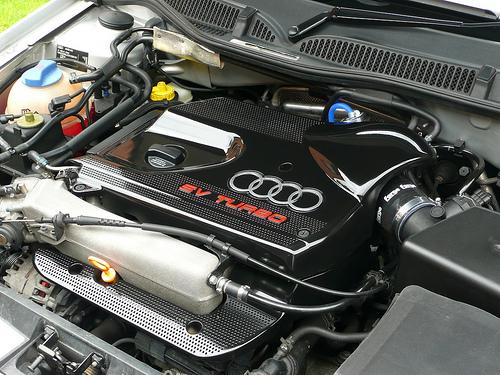 Audi VW Seat Skoda 1.8T – opcje podnoszenia mocy
