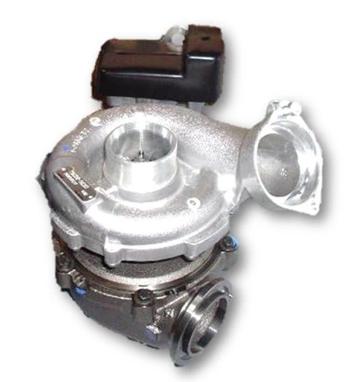 GT2260V elektryczny nastawnik