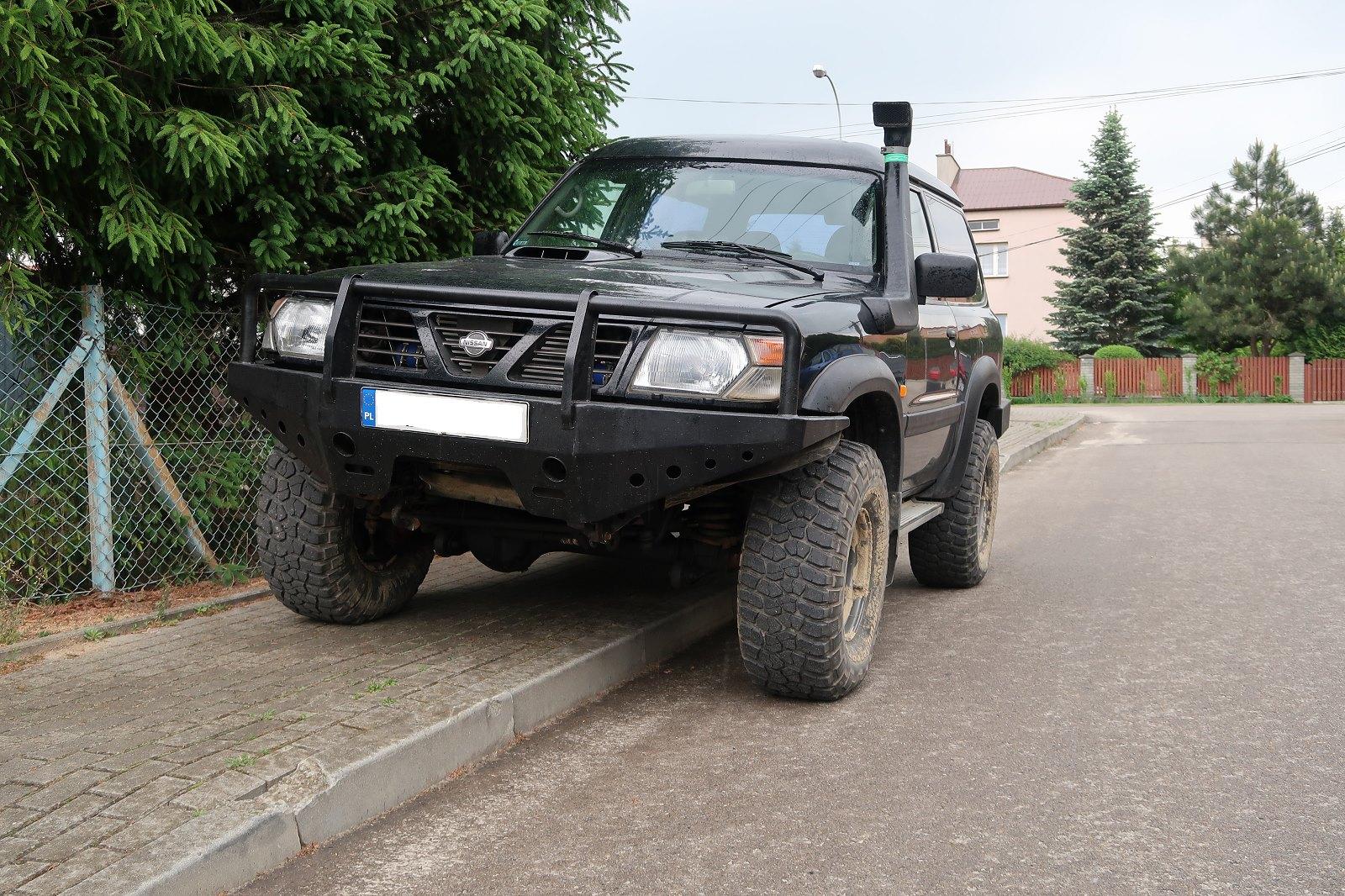 Nissan Patrol 3.0d BMW 218KM >> 285KM 680Nm