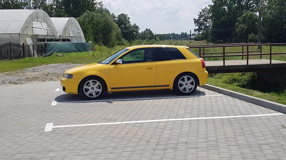 Audi S3 1.8T 210KM -> 269KM 380Nm