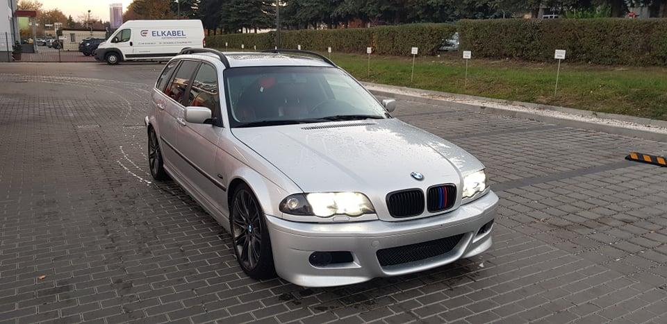 BMW E46 330D 184HP >> 250KM 575Nm