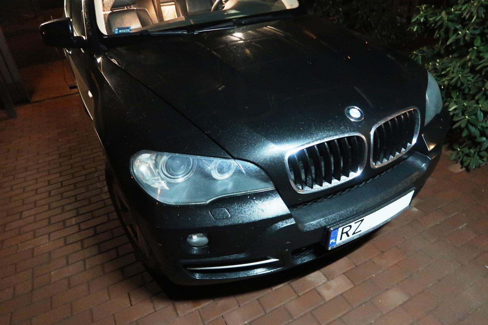 BMW X5 E70 3.0D 235KM >> 296KM 645Nm