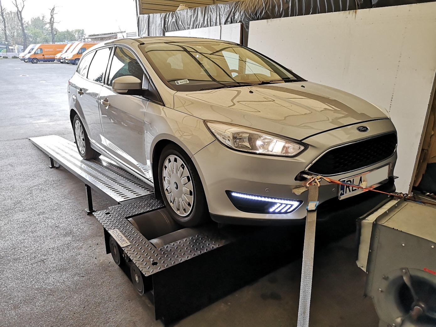 Ford Focus 1.5TDCI Econetic 105KM >> 135KM 307Nm