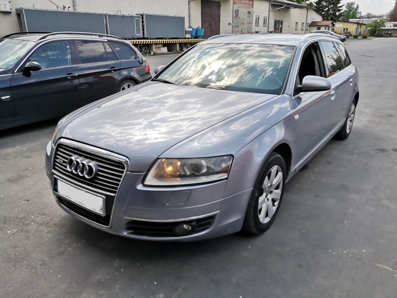 Audi A6 3.0TDI 224KM >> 257KM 630Nm