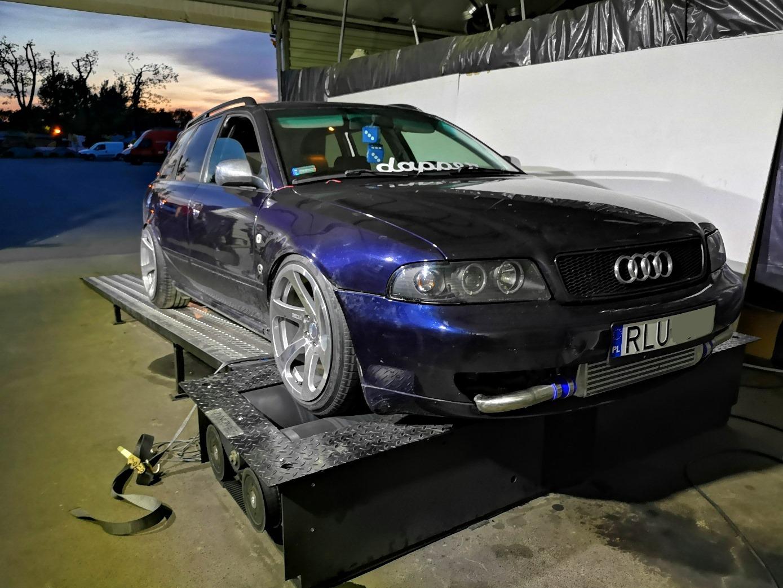 Audi A4 1.8T AEB 150KM >> 200KM307Nm