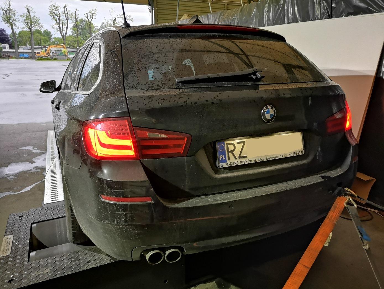 BMW F11 520d 184KM >>228KM 475Nm