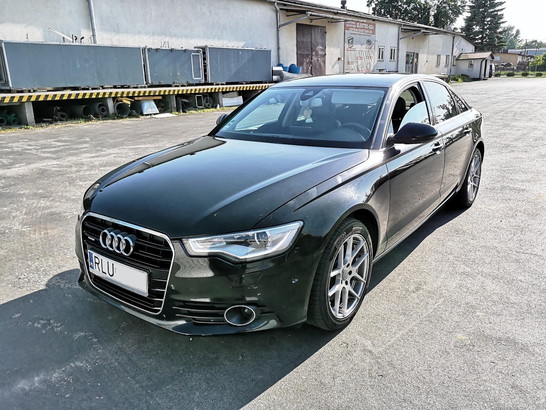 Audi A6 C7 CDUC 3.0TDI 245KM >> 326KM717Nm