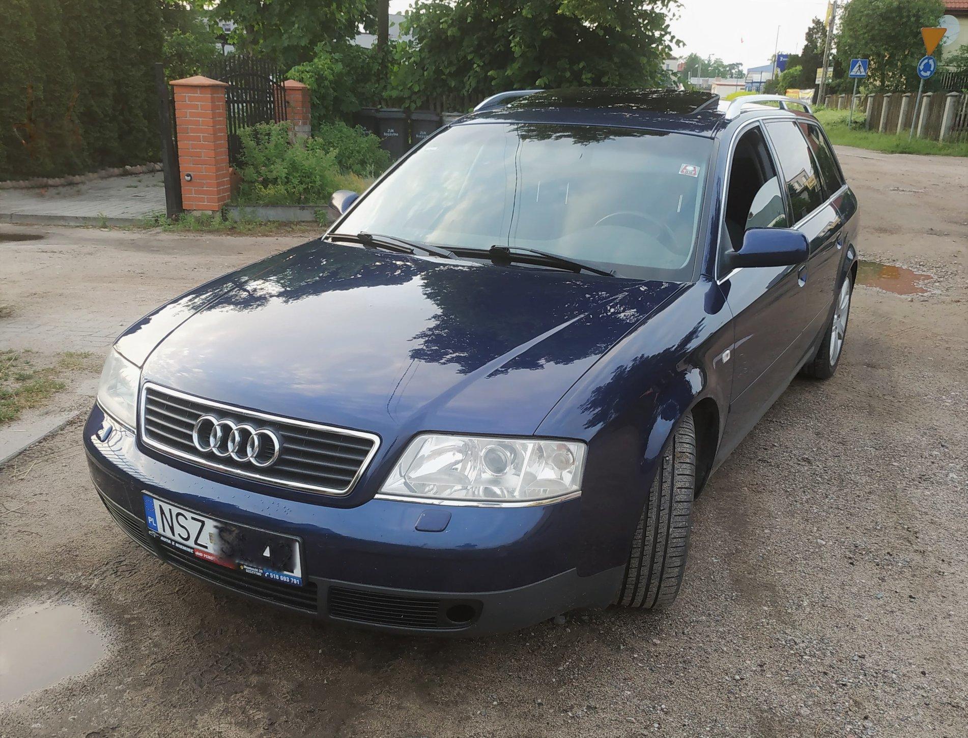 Audi A6 C5 avant 1.8T >> 180KM 297Nm