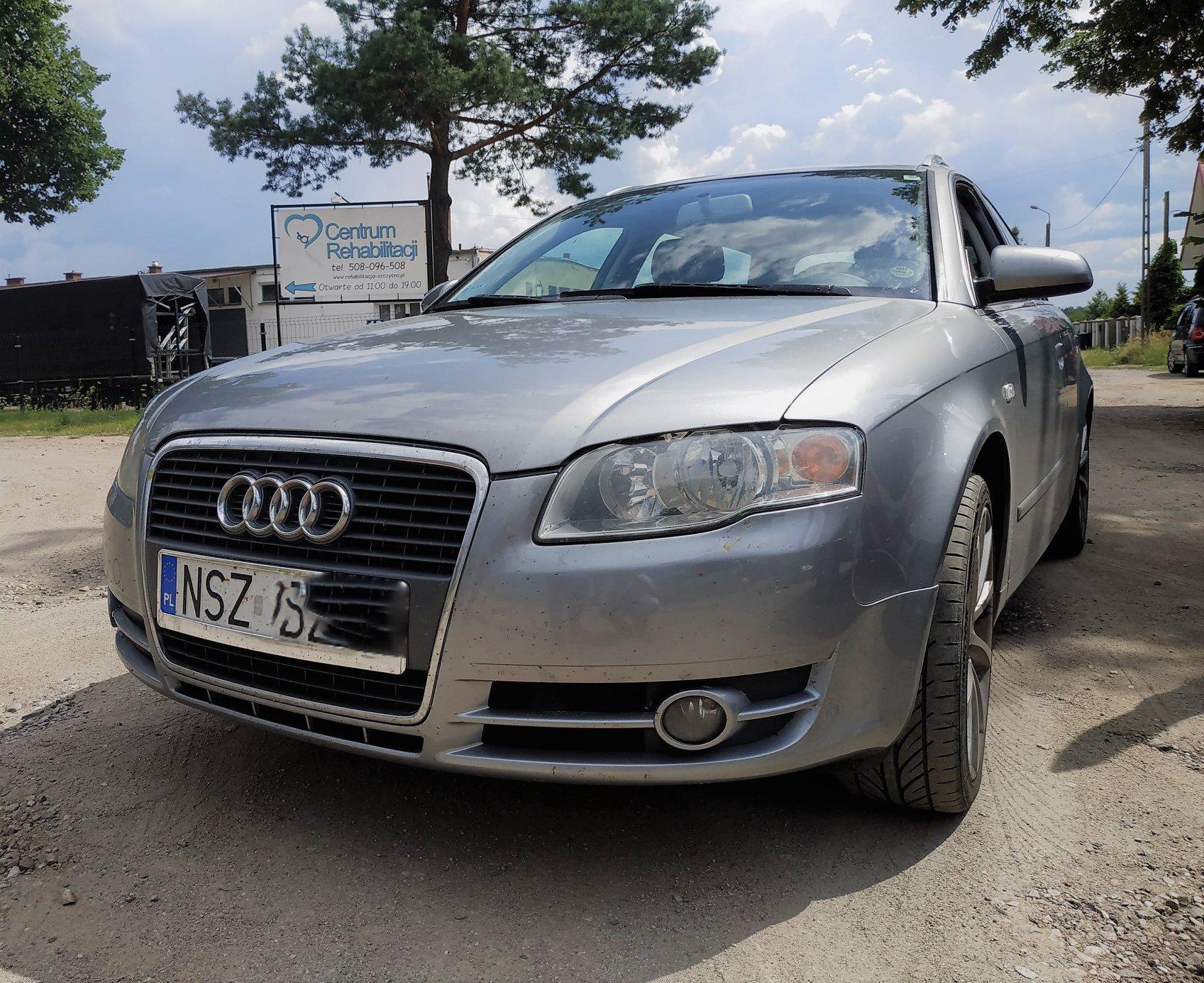 Audi A4 B7 1.8T BFB >> 197KM 301Nm