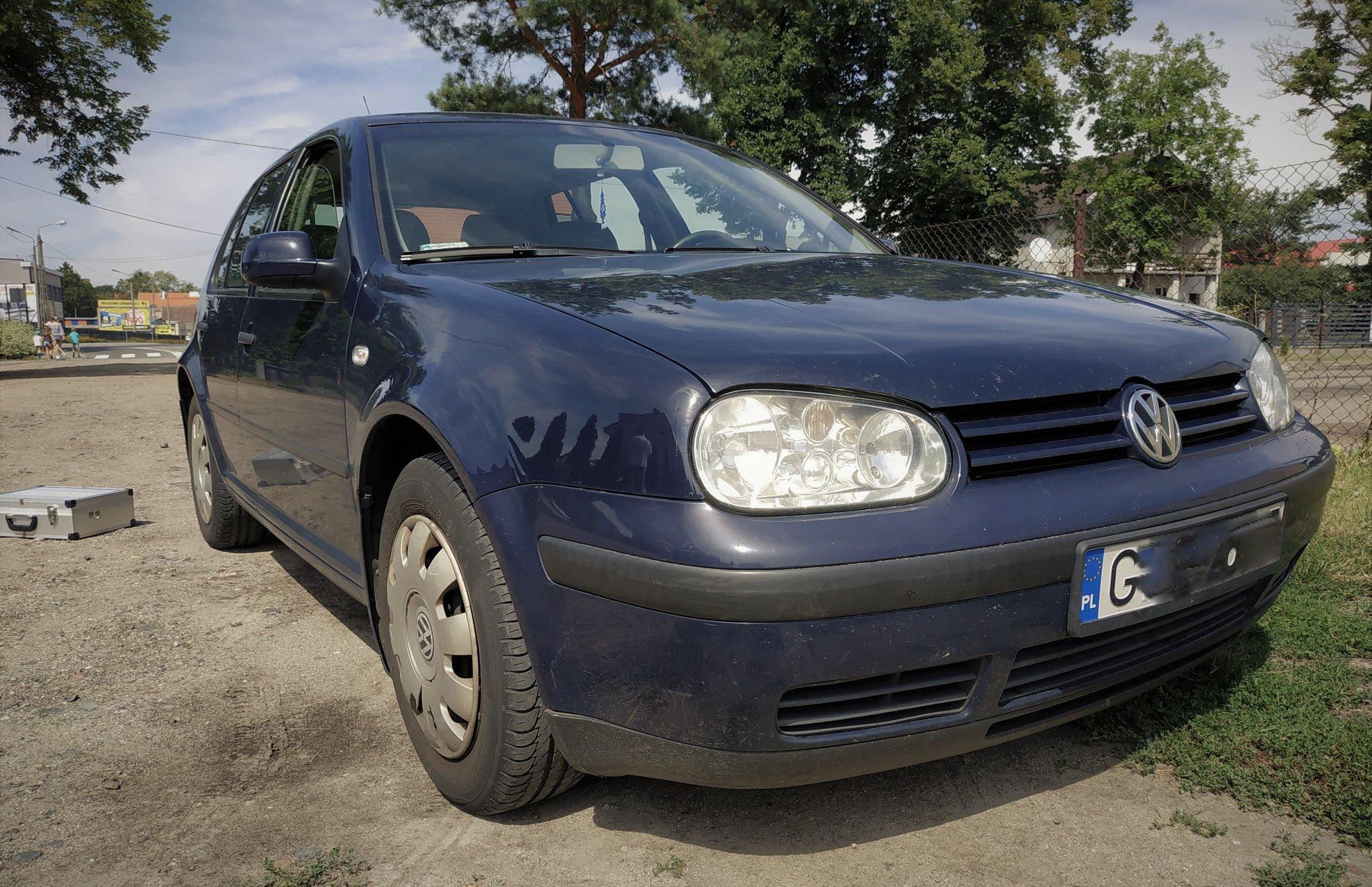 VW Golf 4 1.9 TDI 101 KM AXR >> 144 KM 327 Nm