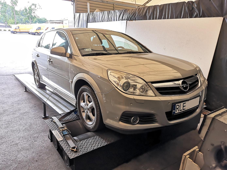 Opel Signum 1.9CDTI 150KM >> 183KM 397Nm