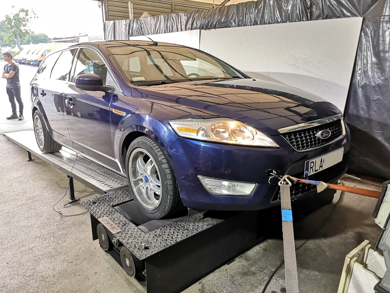Ford Mondeo MK4 1.8TDCI 125KM >> 154KM 381Nm