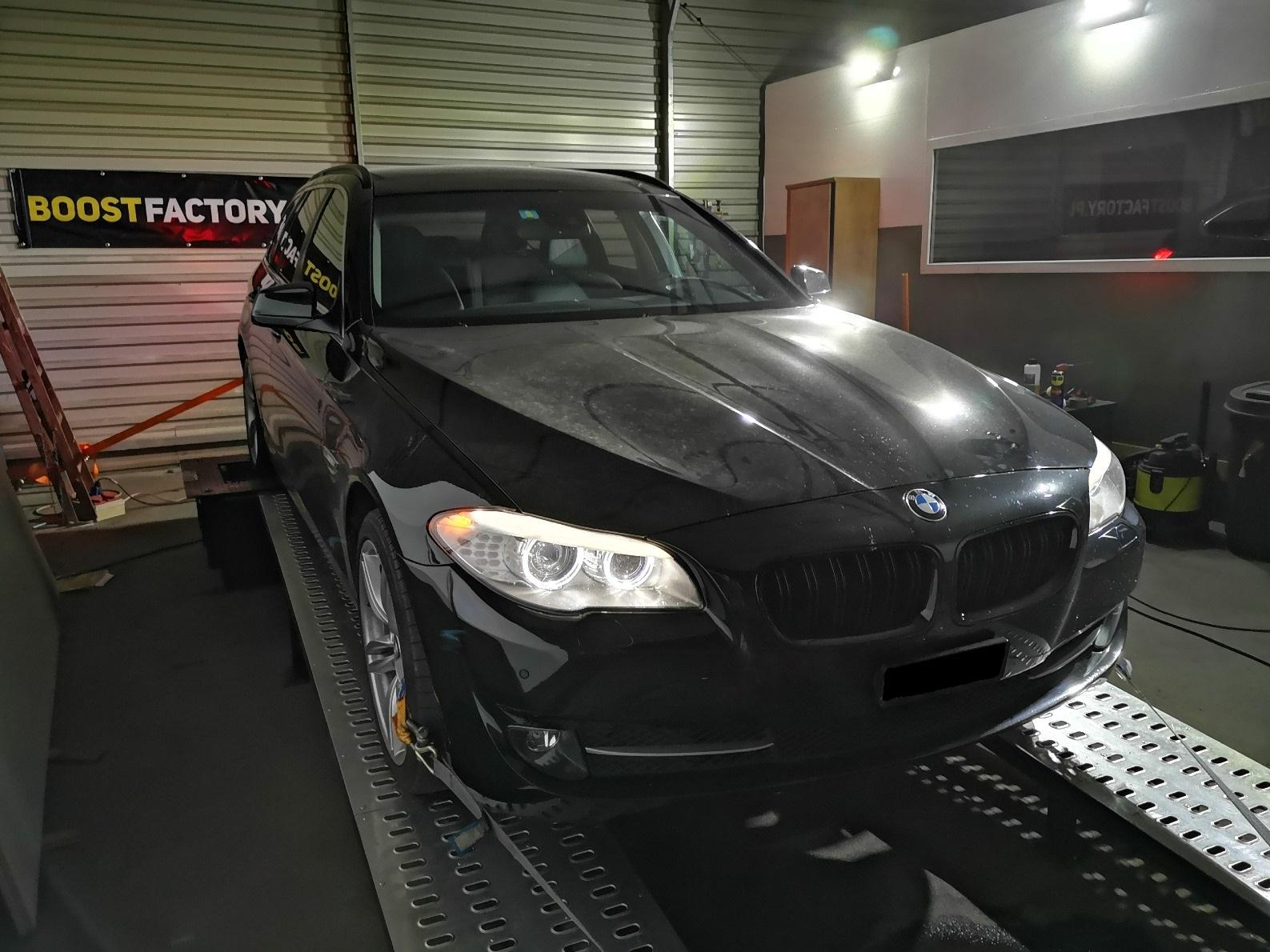 BMW F11 535D 299KM >> 359KM 695Nm