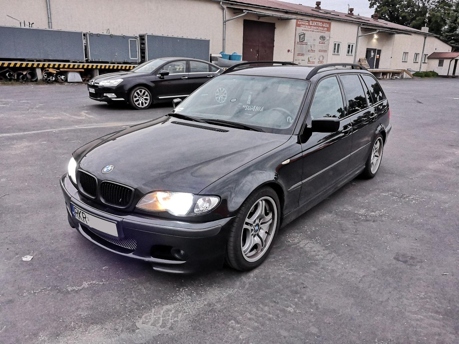 BMW E46 320D 150KM >> 187KM 400Nm