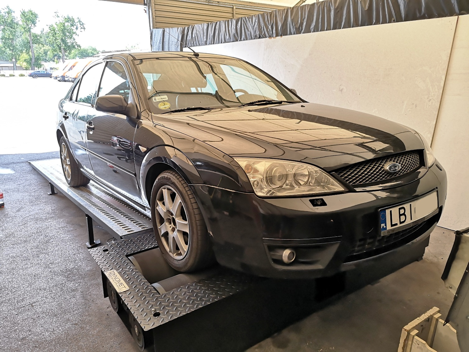 Ford Mondeo MK3 2.0TDCI 115KM >> 146KM 298Nm
