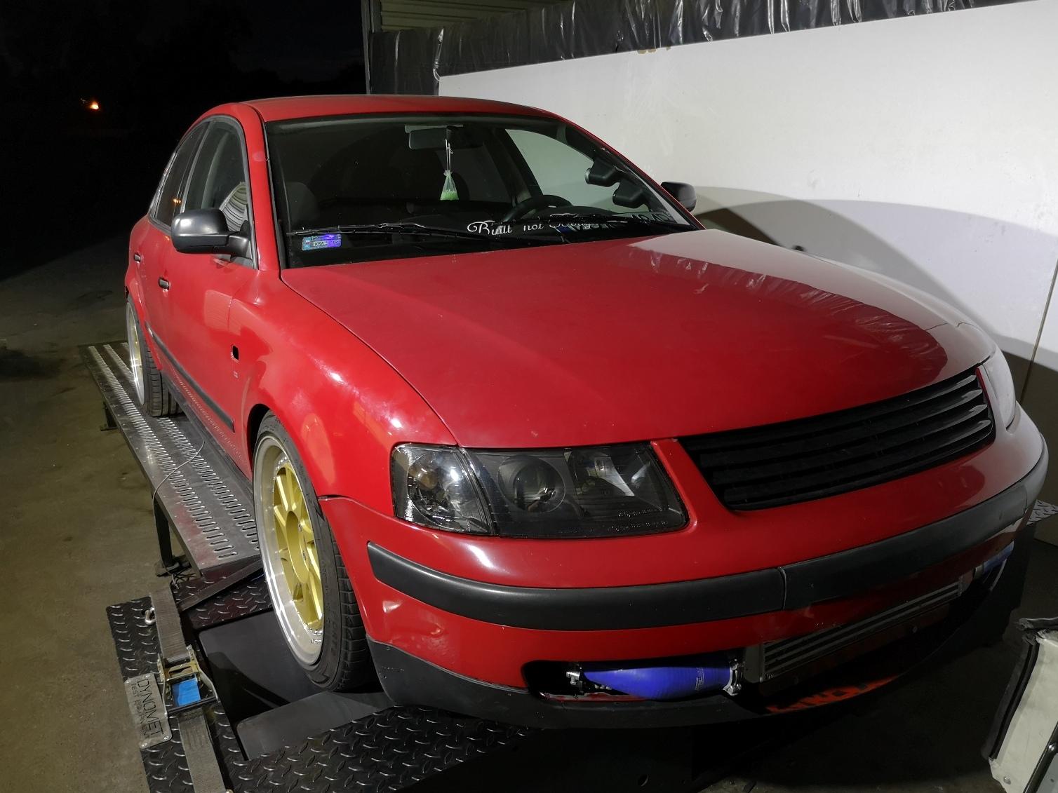 VW Passat B5 1.8T AEB 150KM >> 252KM 351Nm