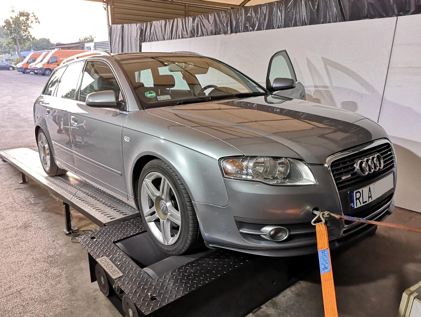 Audi A4 B7 2.0TDI 140KM >> 160KM 364Nm