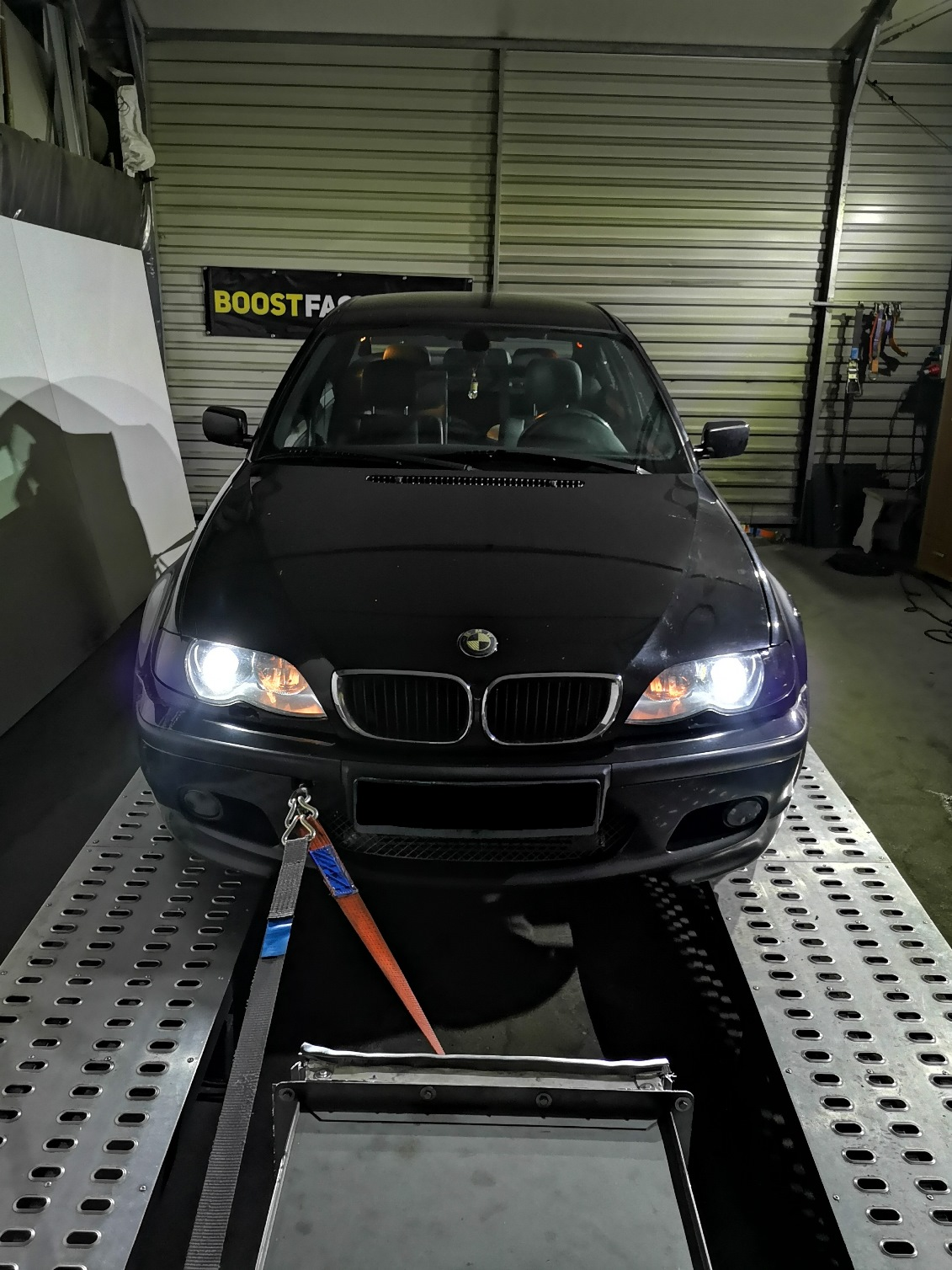 BMW E46 330D 204KM >> 356KM 710Nm