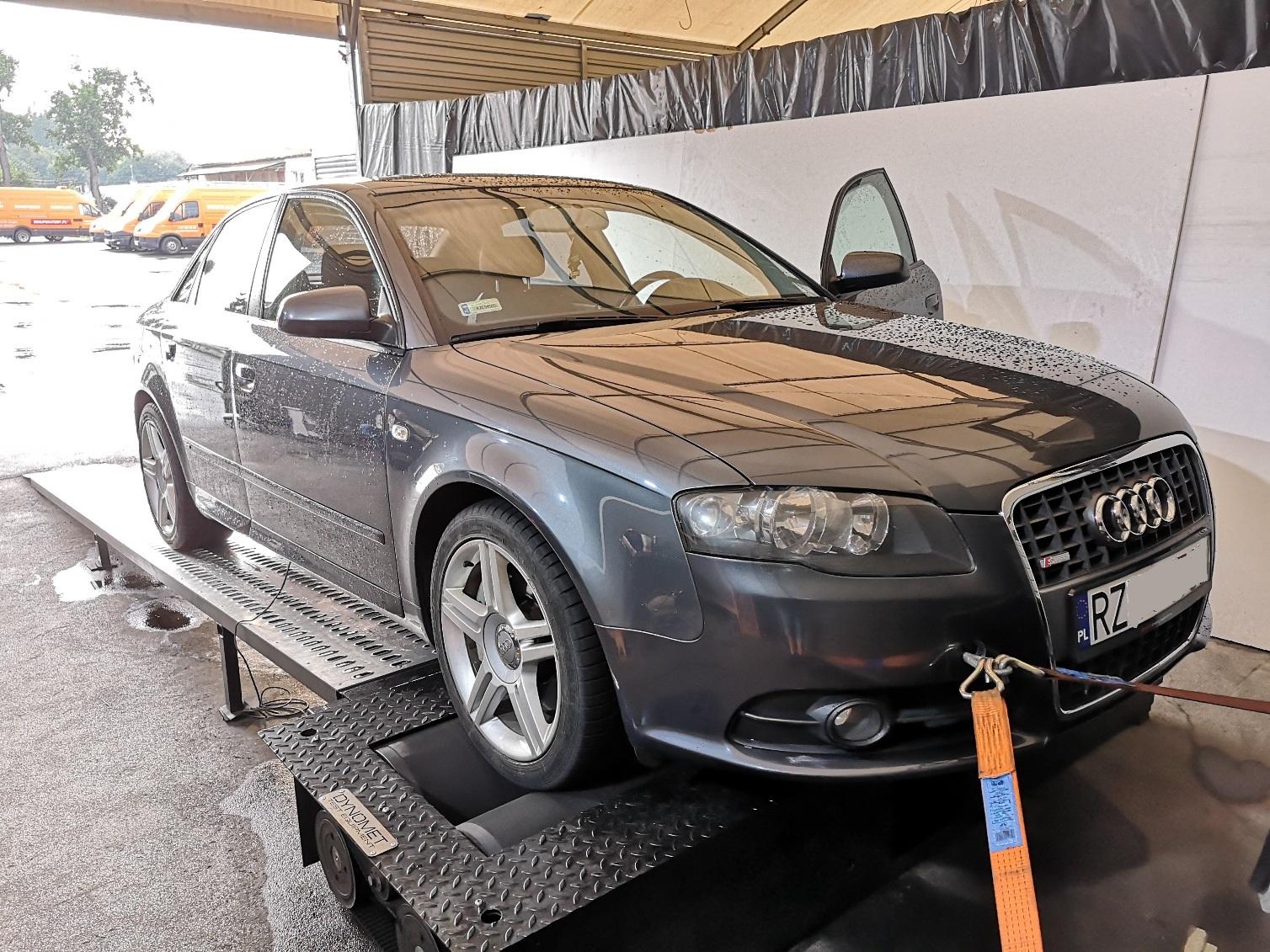Audi A4 B7 2.7TDI 180KM >> 229KM 509Nm