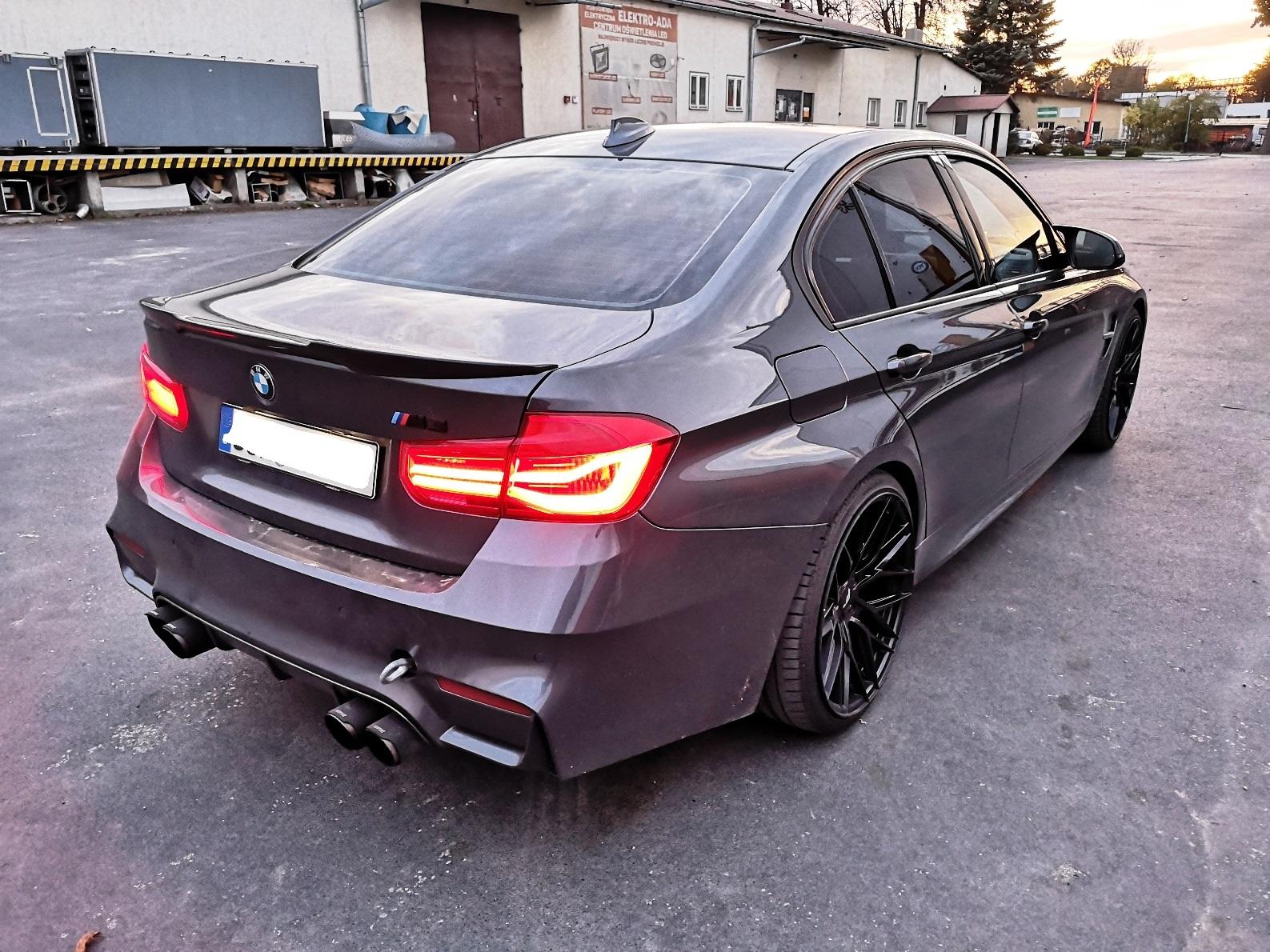 BMW F30 335i N55 306KM >> 384KM 614Nm