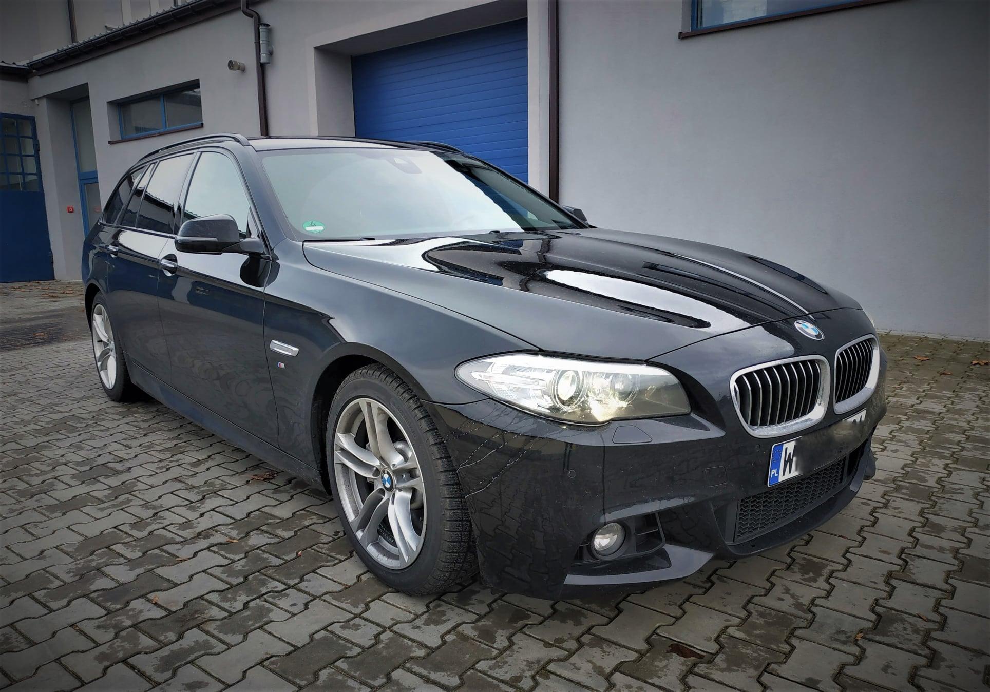 BMW 2013 525d N47 218KM >> 267KM 513Nm