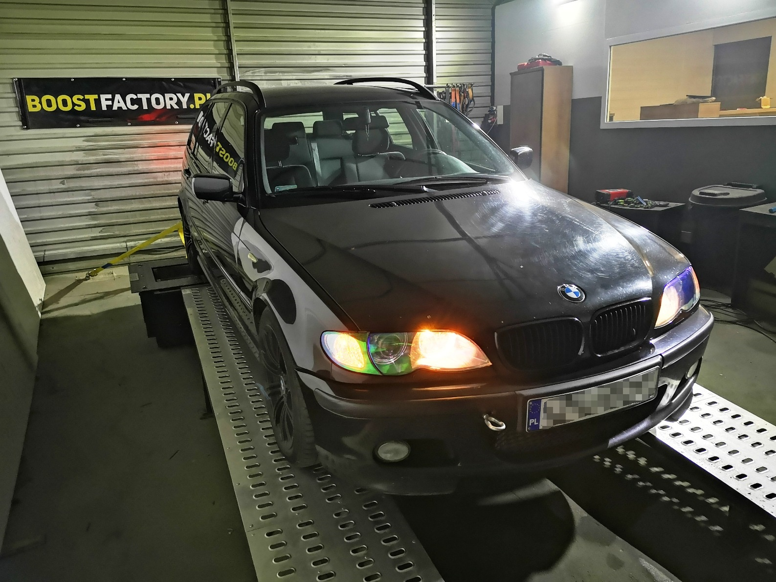 BMW E46 330d M57 184KM >> 263KM 562Nm
