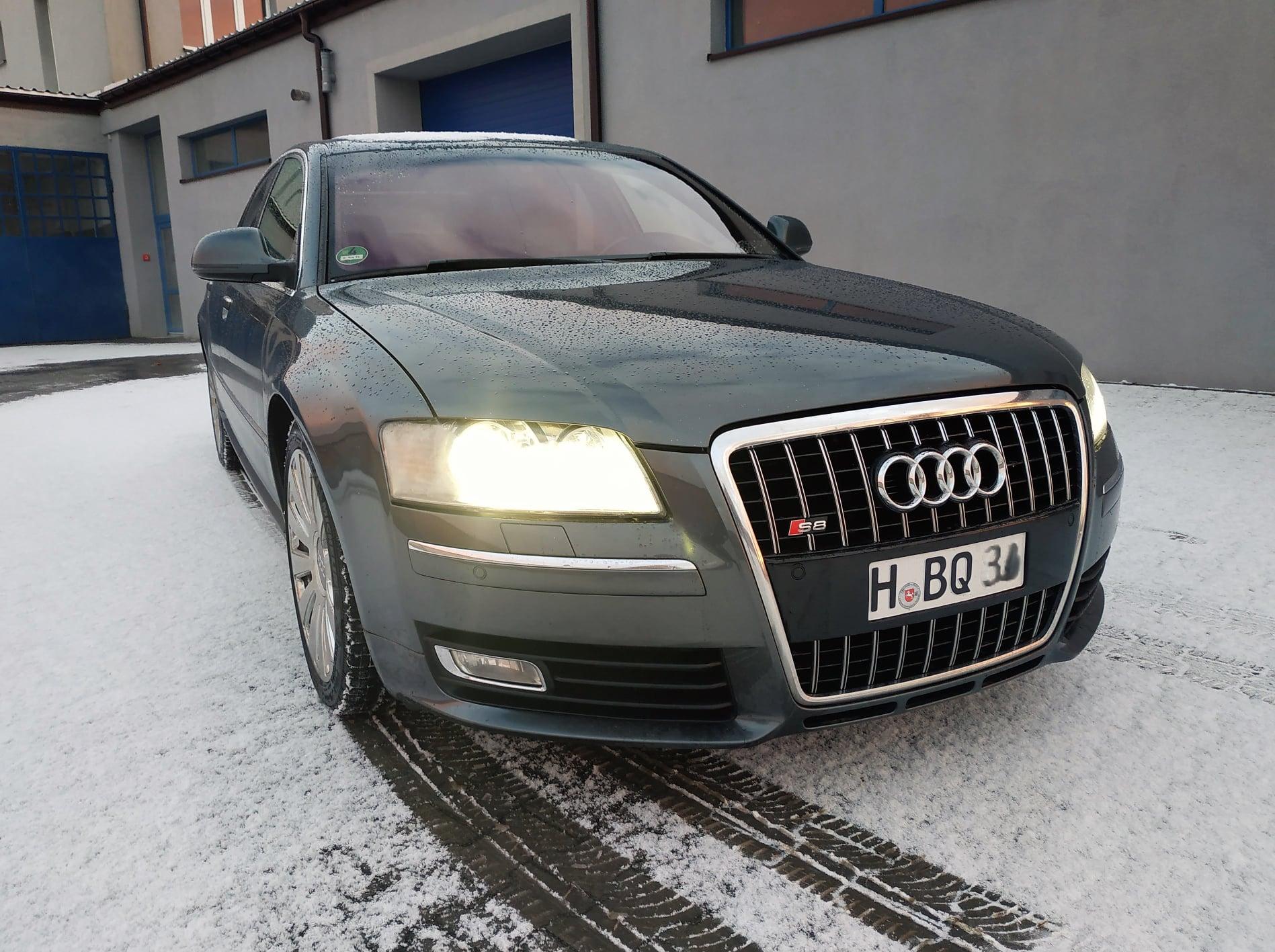 AUDI A8L D3 BVN 326 KM >> 370 KM 850 Nm