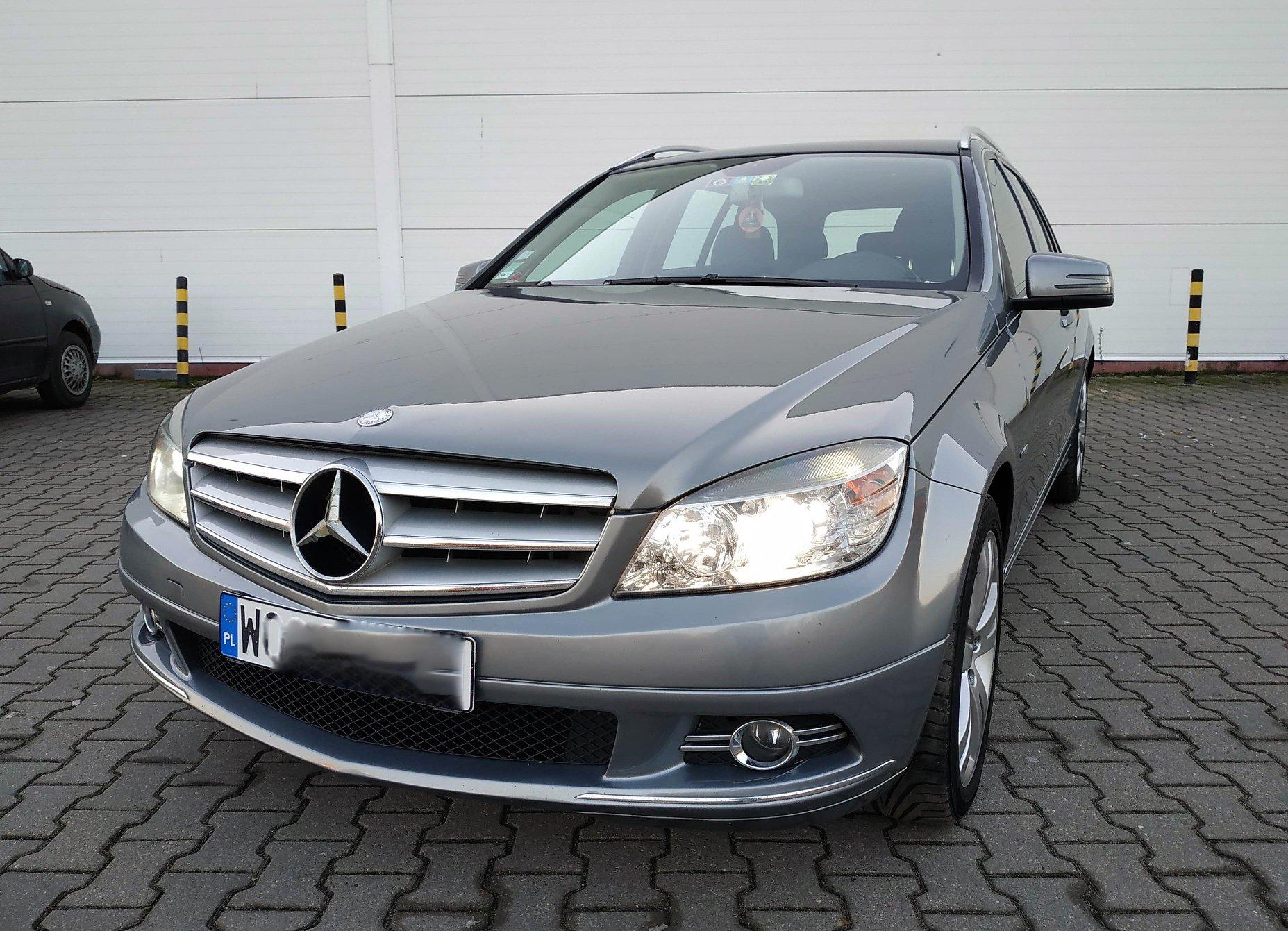 Mercedes W204 C200 CDI 136 KM 270NM >> 178 KM 403Nm