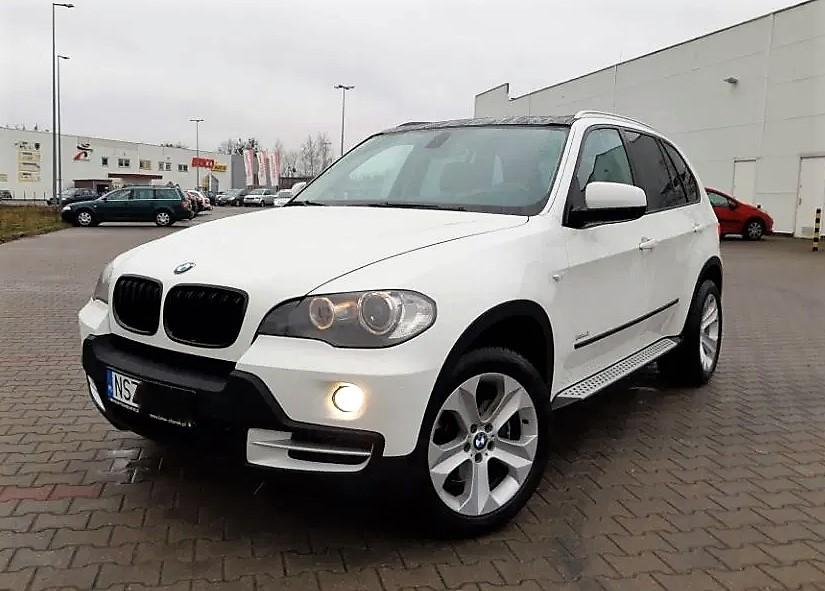 BMW X5 E70 3.0D 211KM >> 270KM 627Nm