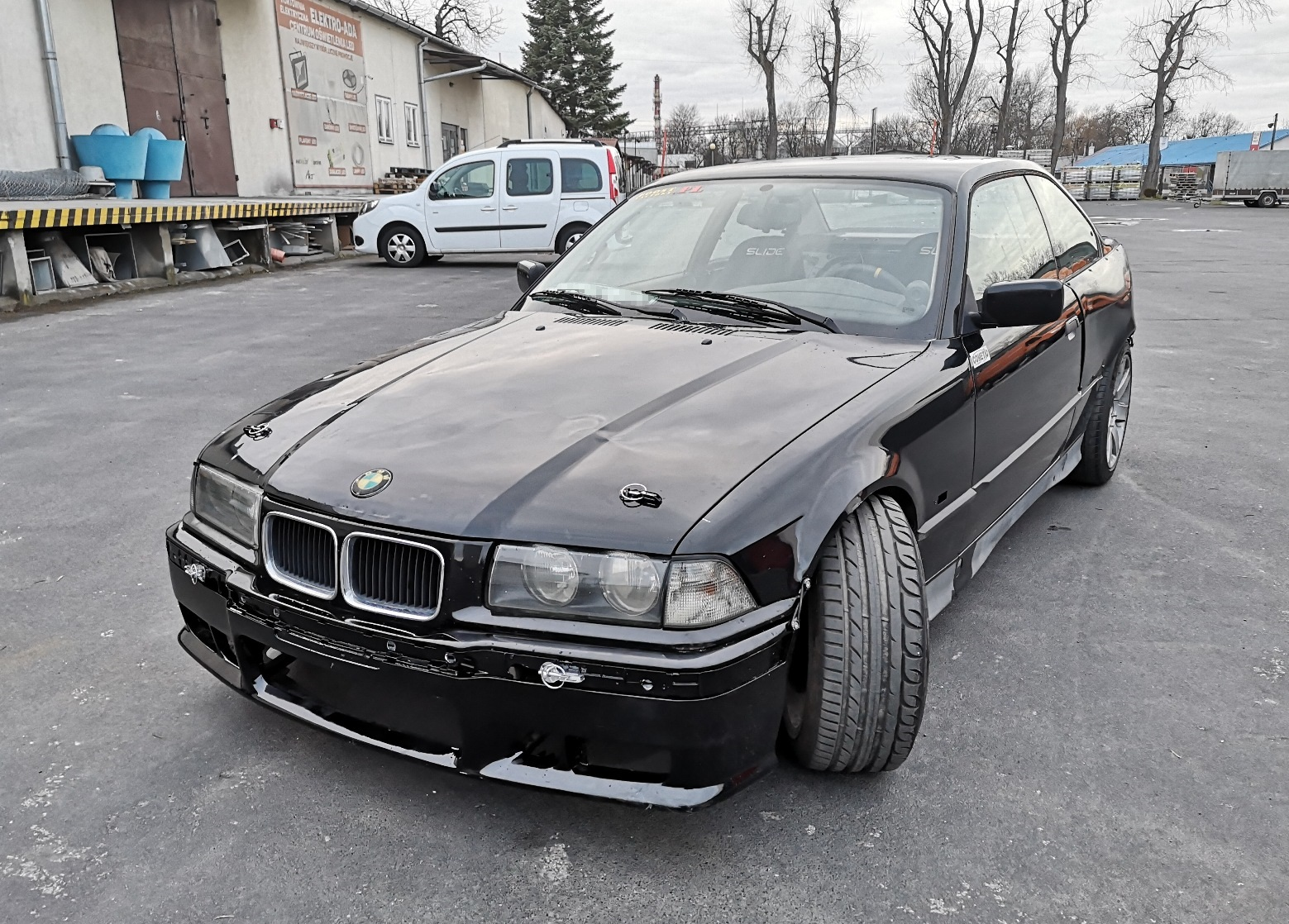 BMW E36 M50B29V Turbo >> 472KM 646Nm