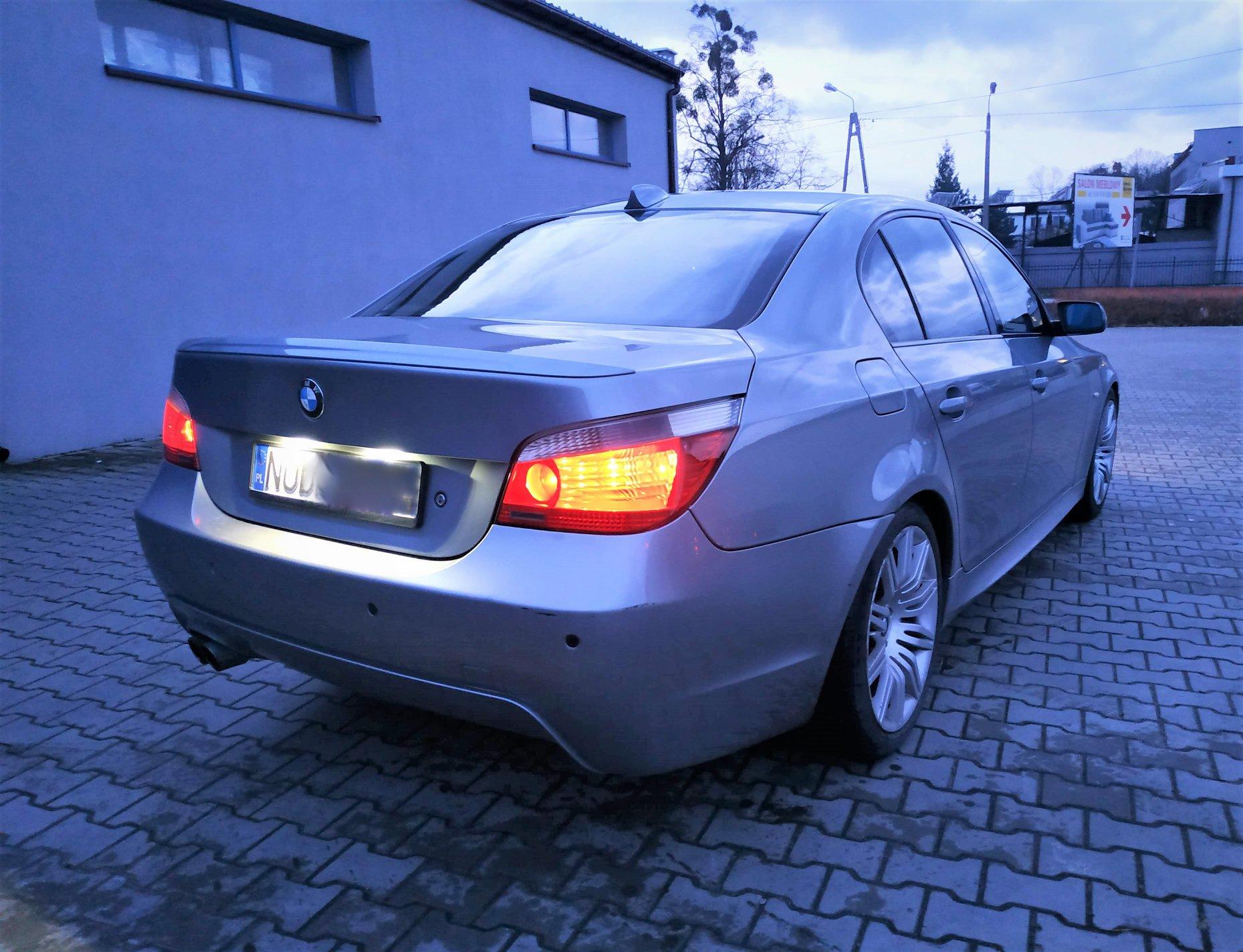 BMW E60 535D 272KM >> 346KM 700Nm