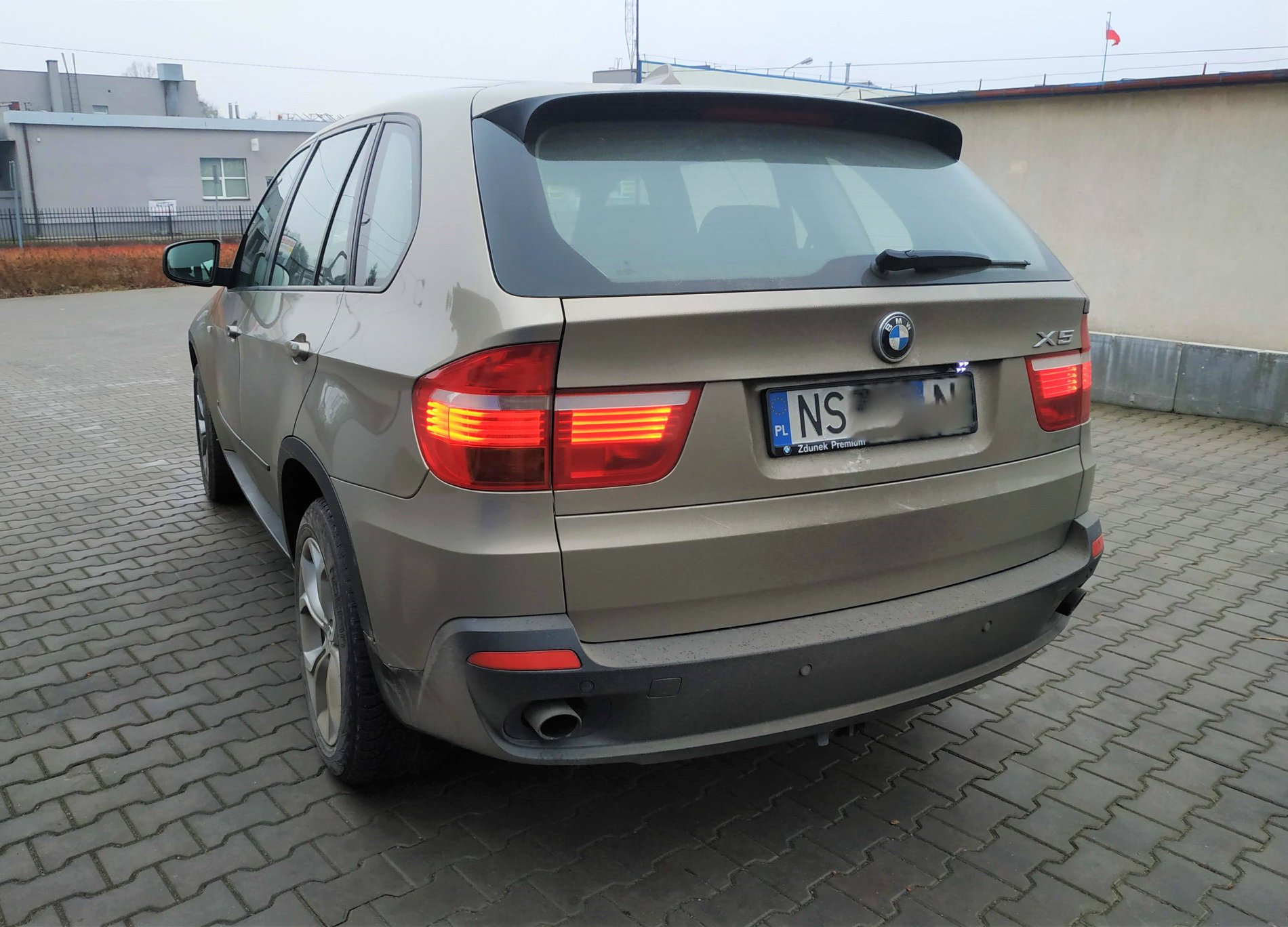 BMW X5 E70 3.0D 235KM >> 286KM 611Nm