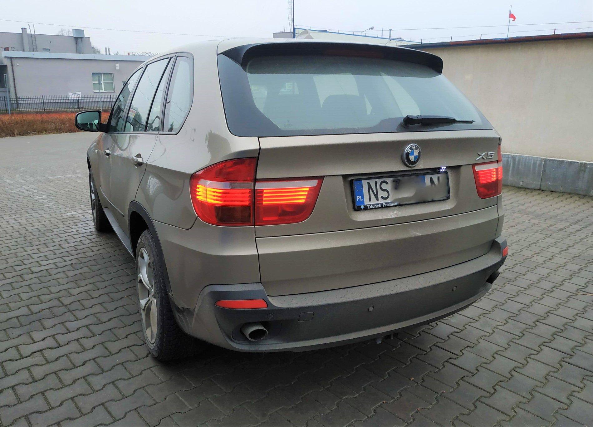BMW X5 E70 3.0D 235KM >> 286KM 611Nm