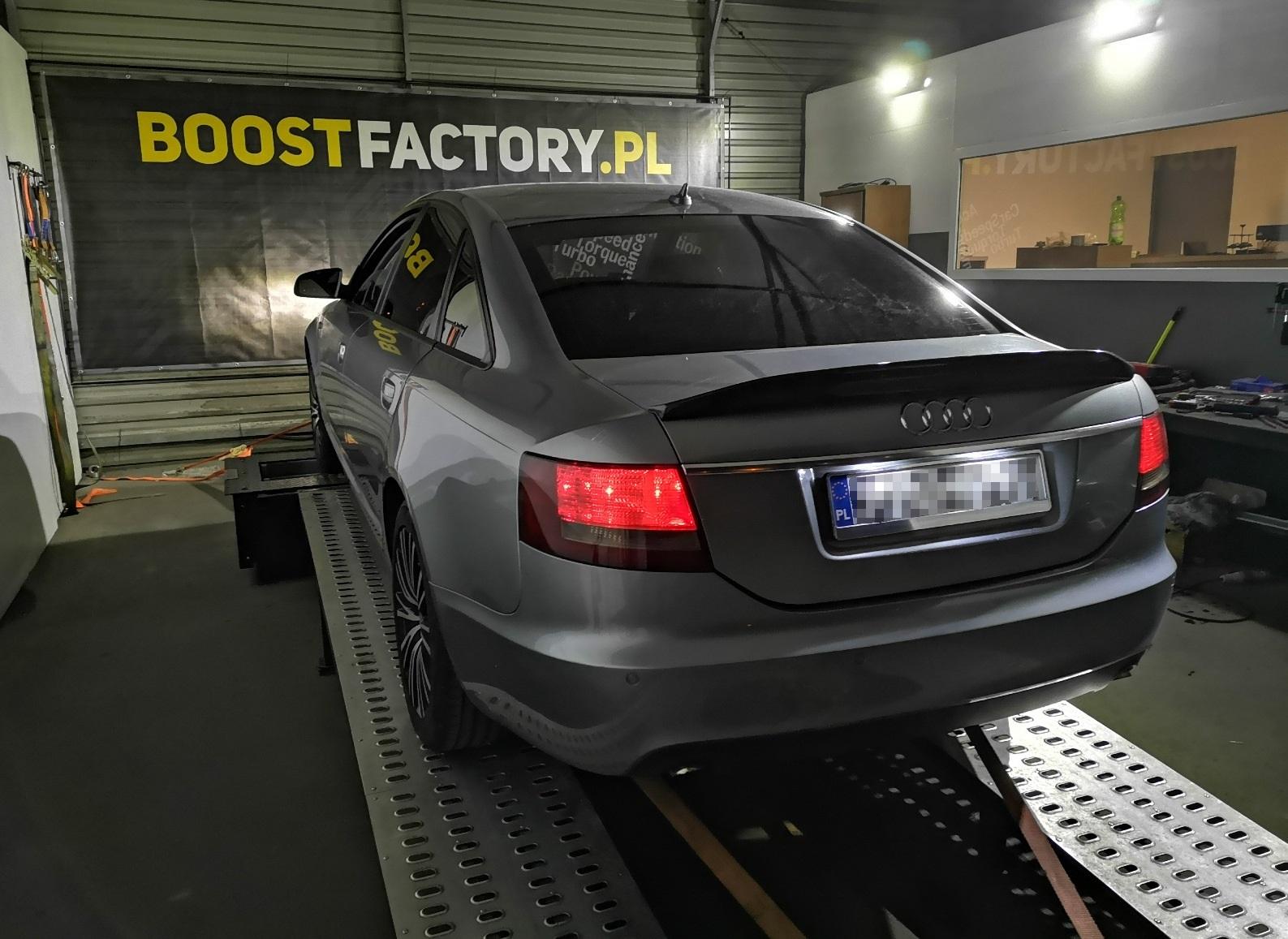 Audi A6 C6 2.7TDI 180KM >> 234KM 544Nm