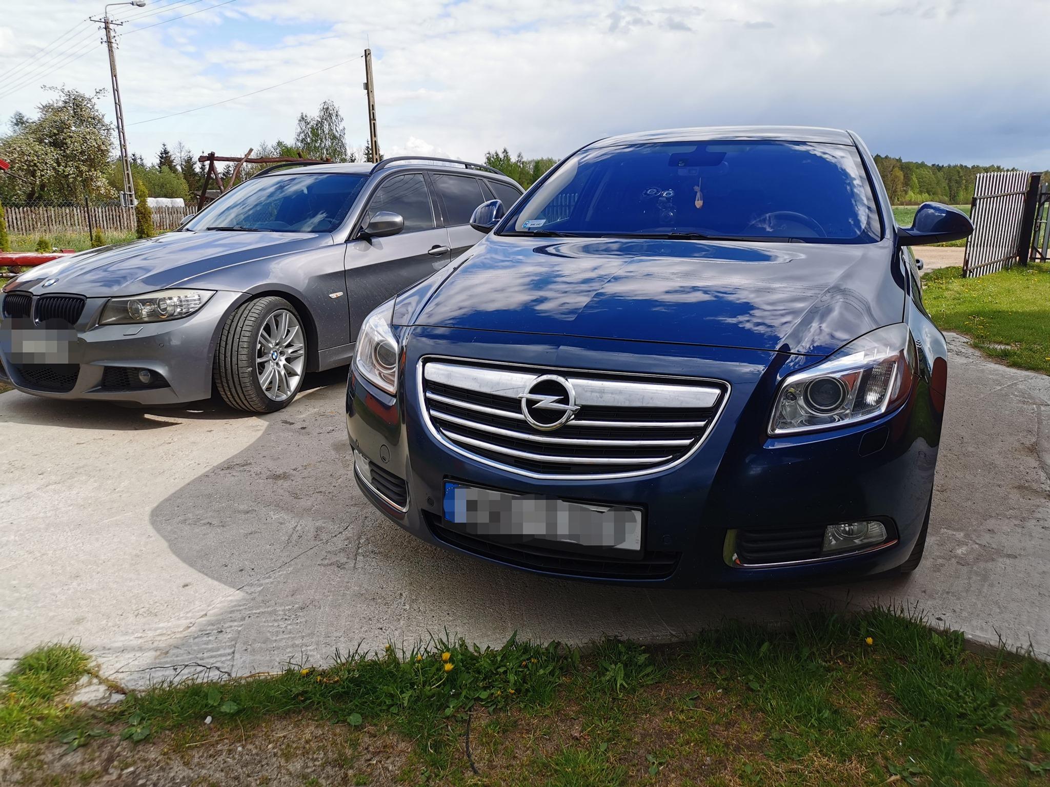 Opel Insignia 2.0 CDTi 160KM >> 198KM 416Nm
